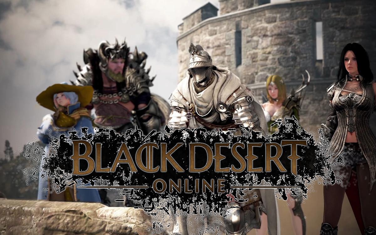 What is Black Desert Online?